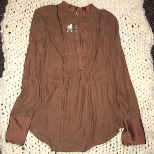 NWOT Free People blouse